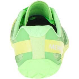 Merrell Vapor Glove 4 Sko Damer, sunny lime